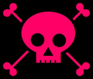 skull with crossbones clip art vector clip art online royalty rh pinterest com pirate skull and crossbones clipart skull and crossbones clip art free