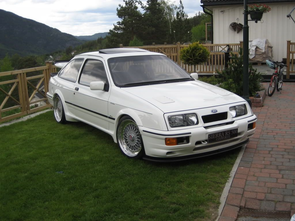 compilado ford sierra rs ford sierra ford and cars. Black Bedroom Furniture Sets. Home Design Ideas