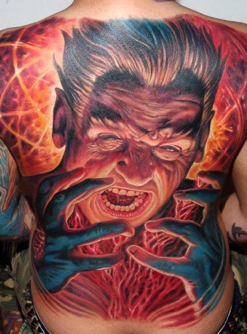 High Contrast Tattoos | Inked Magazine - Part 2 #inked #inkedmag #tattoo #art #tattoos