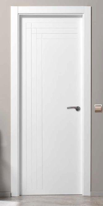 Puertas Lacadas  Puerta lacada B534 puertas Pinterest Puertas - puertas interiores modernas