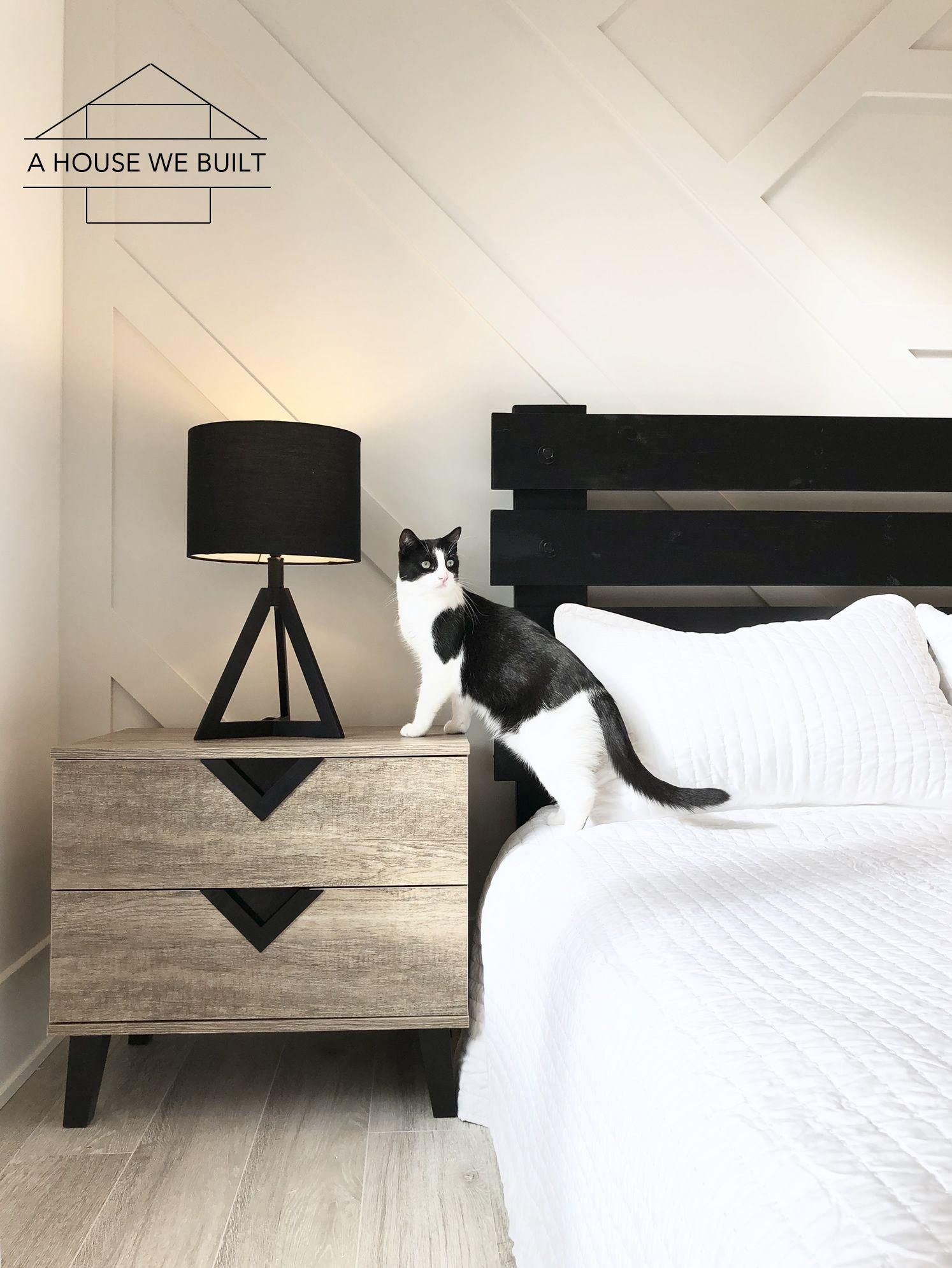 8x8 Bedroom Design: Custom House Designed By Husband & Wife