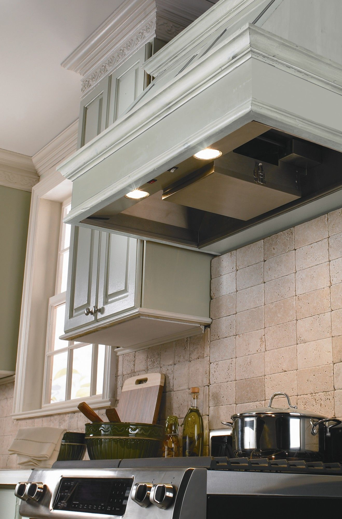 Vent-A-Hood Decorative Hood Wall Mount Liner | Wayfair | For the ...