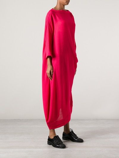 DANIELA GREGIS - asymmetric dress 8