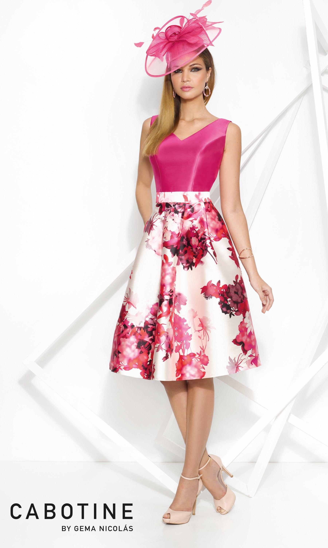 Cabotine Style 5007961 | Vestidos | Pinterest | Vestido floreado ...