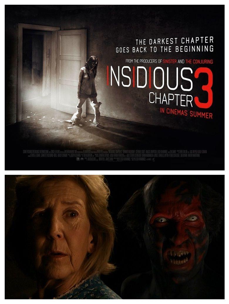 Insidious 3. | Horror movies, Movies, Sinister