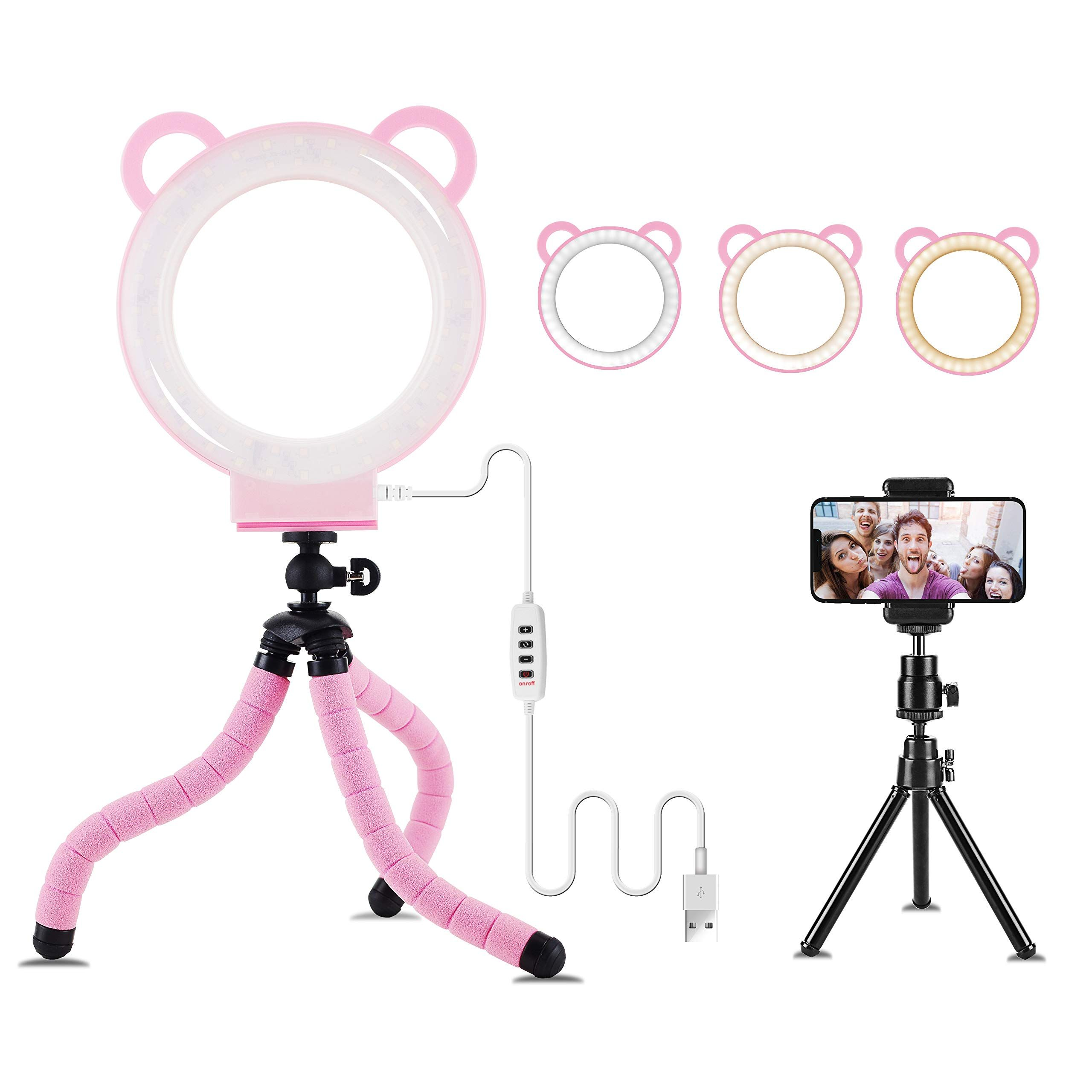Lusweimi 6 Selfie Ring Light Pho Selfie Ring Light Ring Light Photo Selfie Light