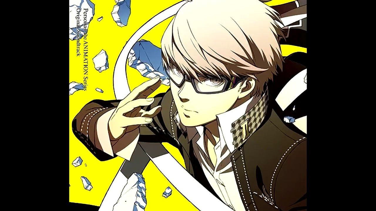 Persona4 the ANIMATION Series Original Soundtrack Disc 1