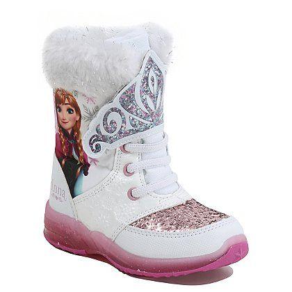 Disney Frozen Light-up Snow Boots