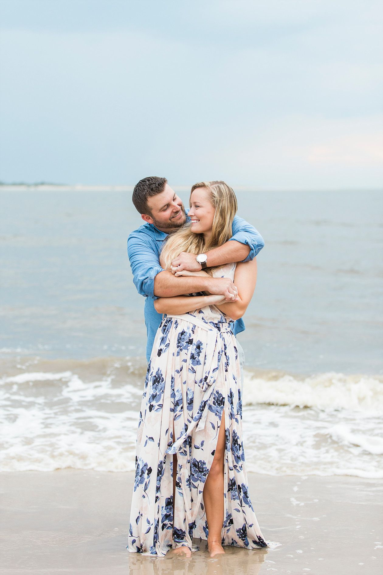 Watch - Photos engagement what to wear beach video