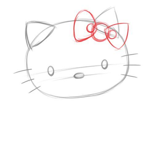 Hello Kitty zeichnen   bullet journaling   Pinterest   Zeichnen