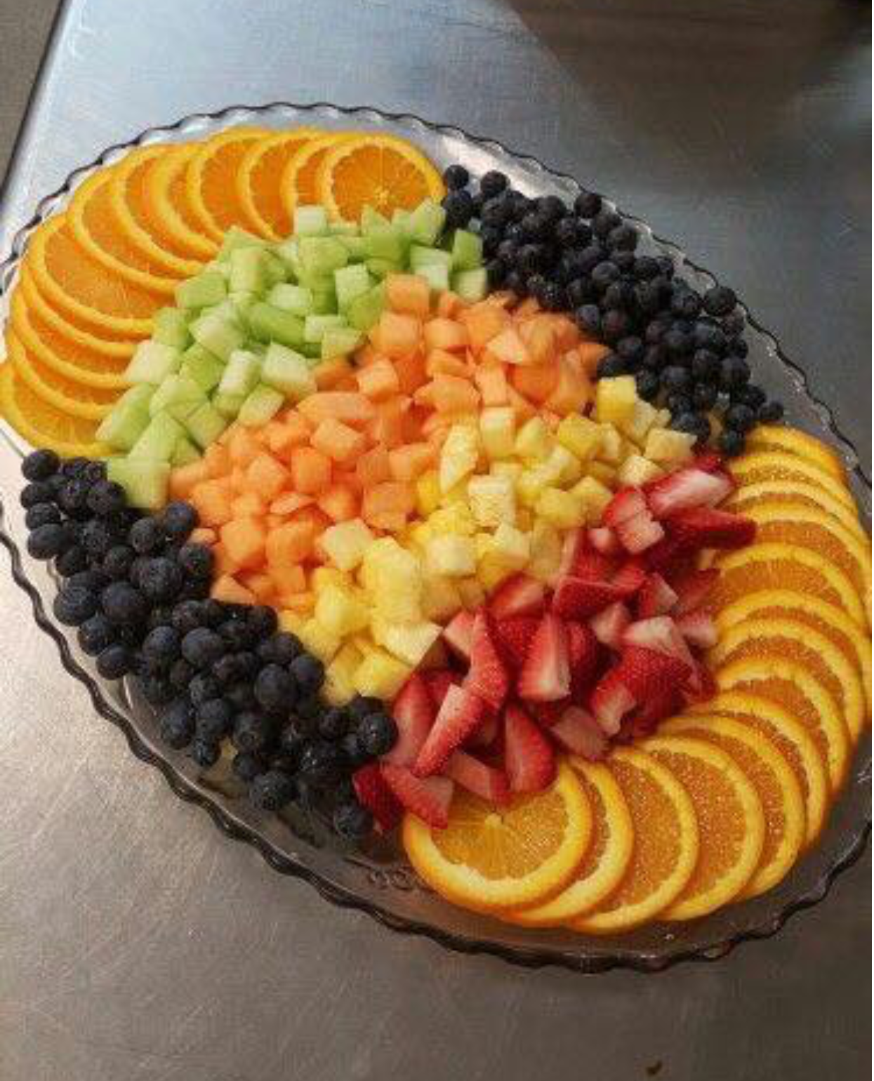 Fruit Platter Is Perfect For Summer Food Platters Party Food Appetizers Food