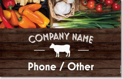 Personalized Banners Designs Food Beverage Banners Vistaprint - Vistaprint banner template