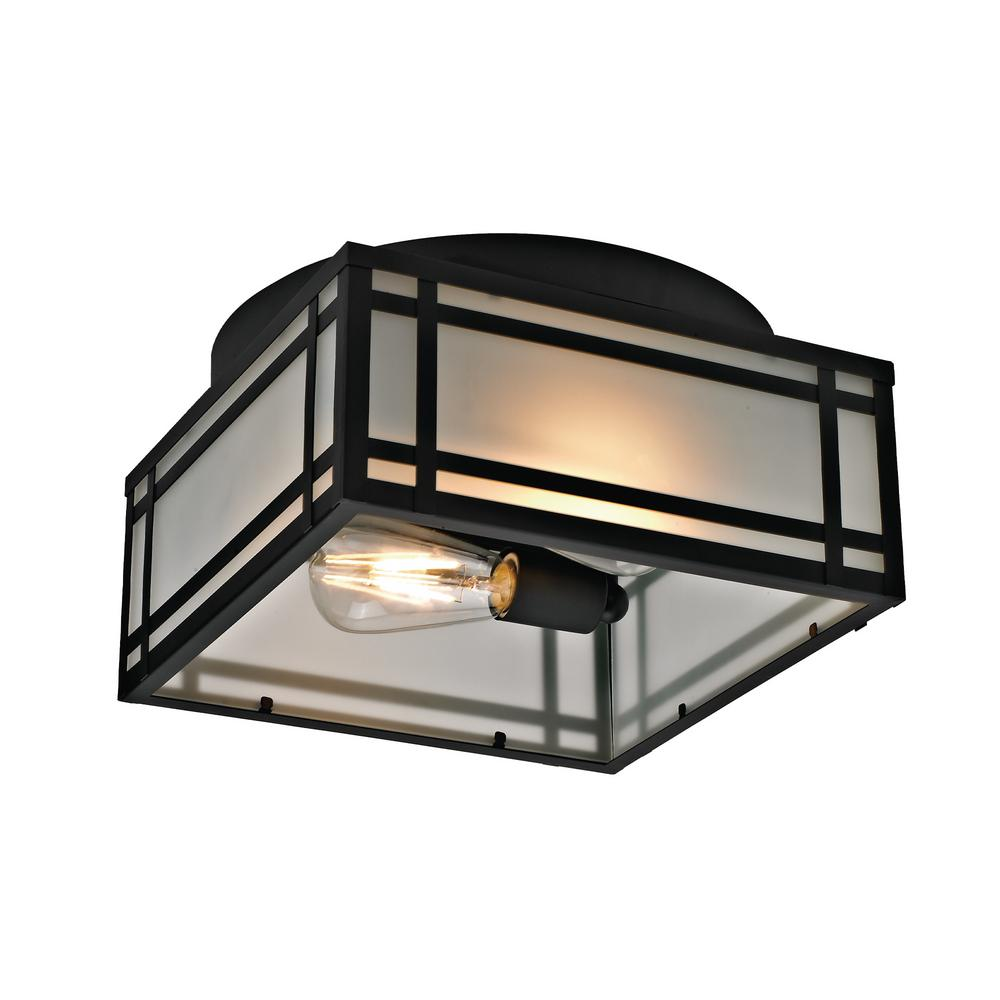 Southdown Link Transitional 1 Light Outdoor Ceiling Fixture Black Bailey Street Home 73 In 2021 Outdoor Ceiling Lights Outdoor Flush Mount Lights Flush Mount Lighting