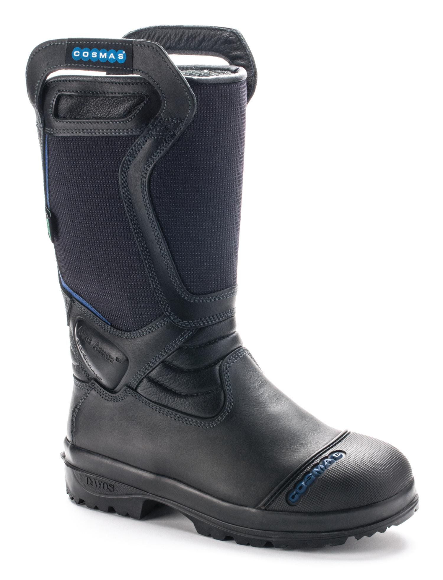 Cosmas USA Vulcan fire boot Zapatos, Bomberos