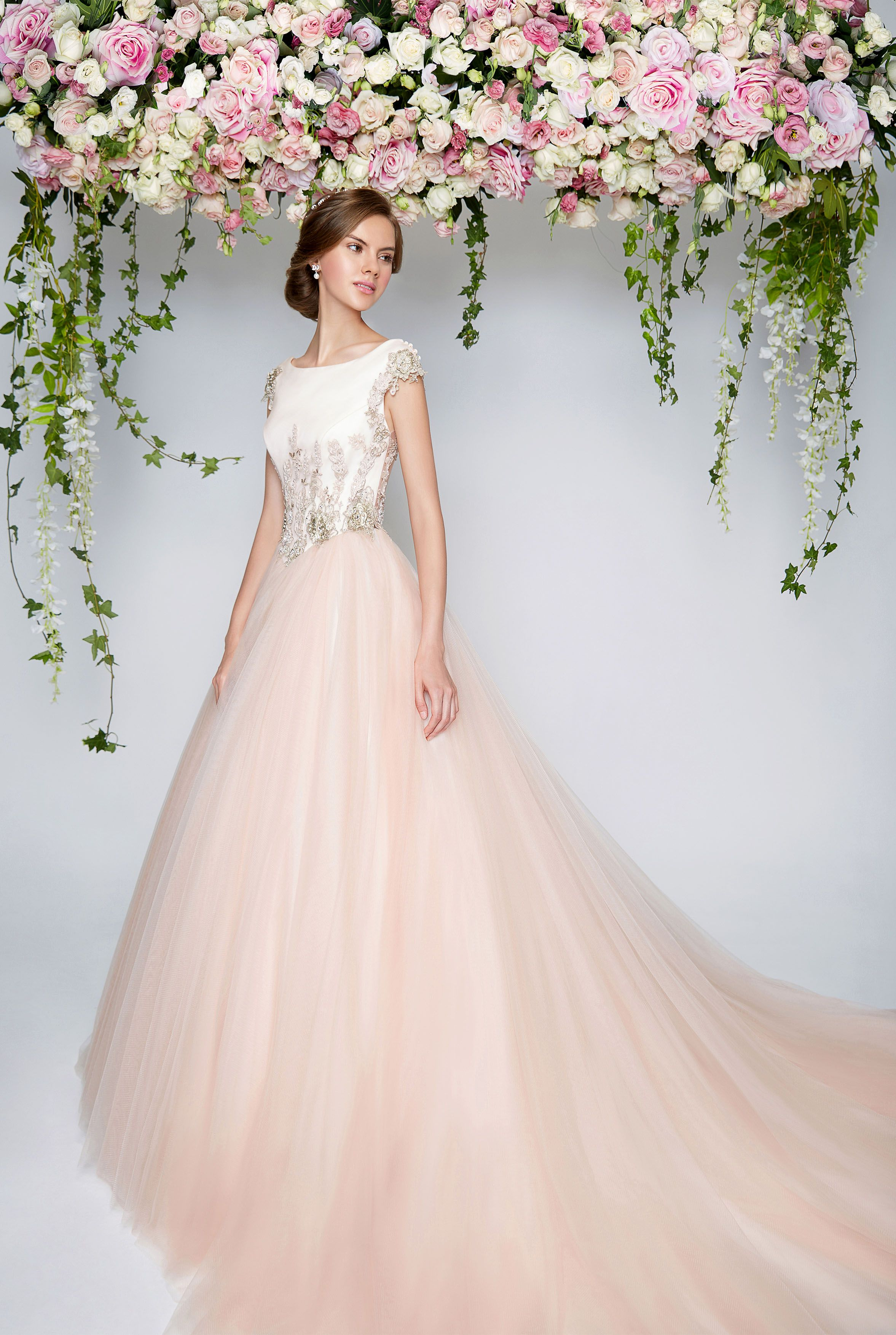 Coloured But Subtle Wedding You Will Fall In Love With Bridal Boutique