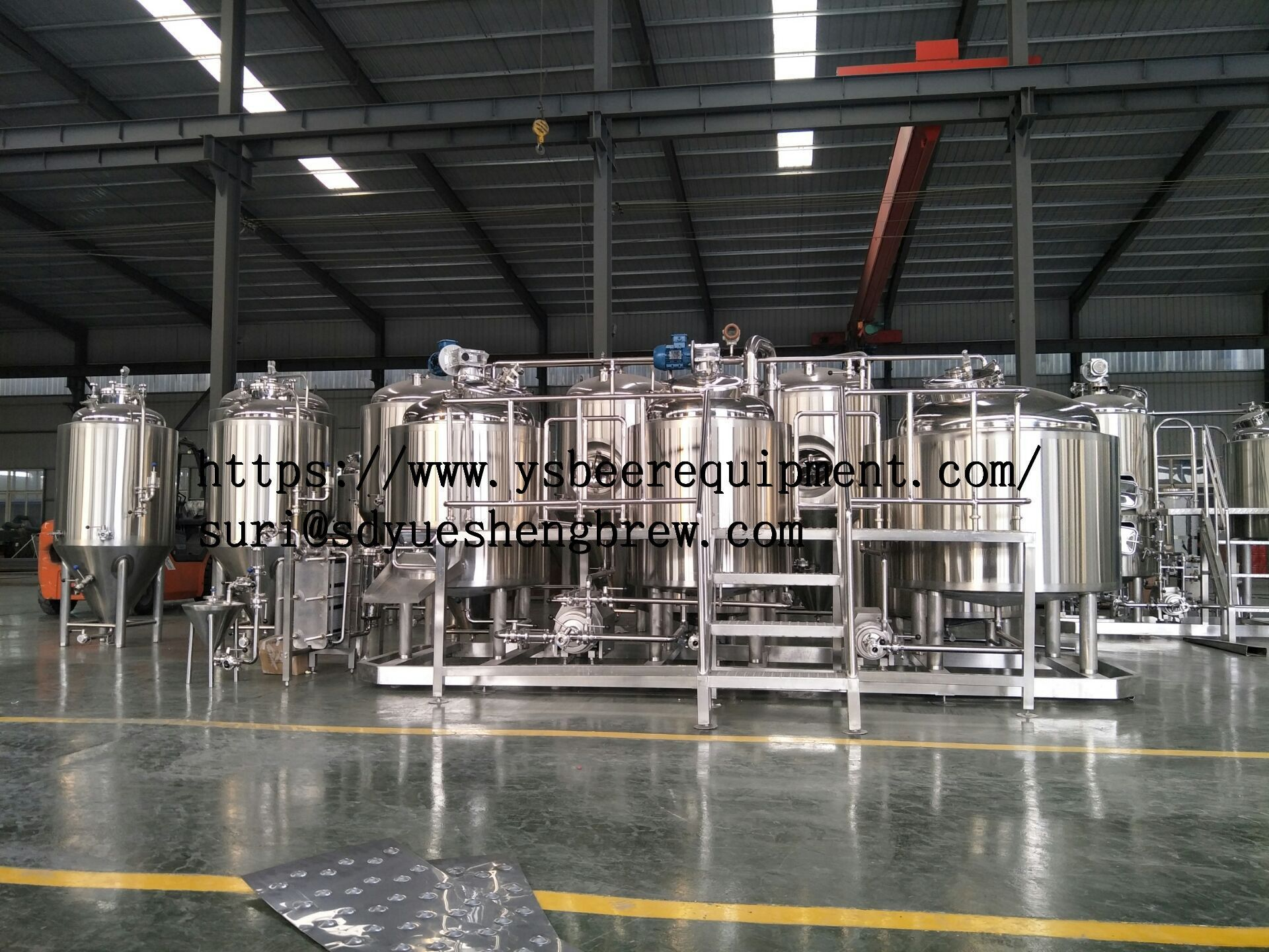 Brightbeertankbritetank Conditioningtank 1bbl100bbl Sanitary Stainless Steel 304 Effective Capacity 10bbl Beer Tanks Nano Brewery Brewery Equipment