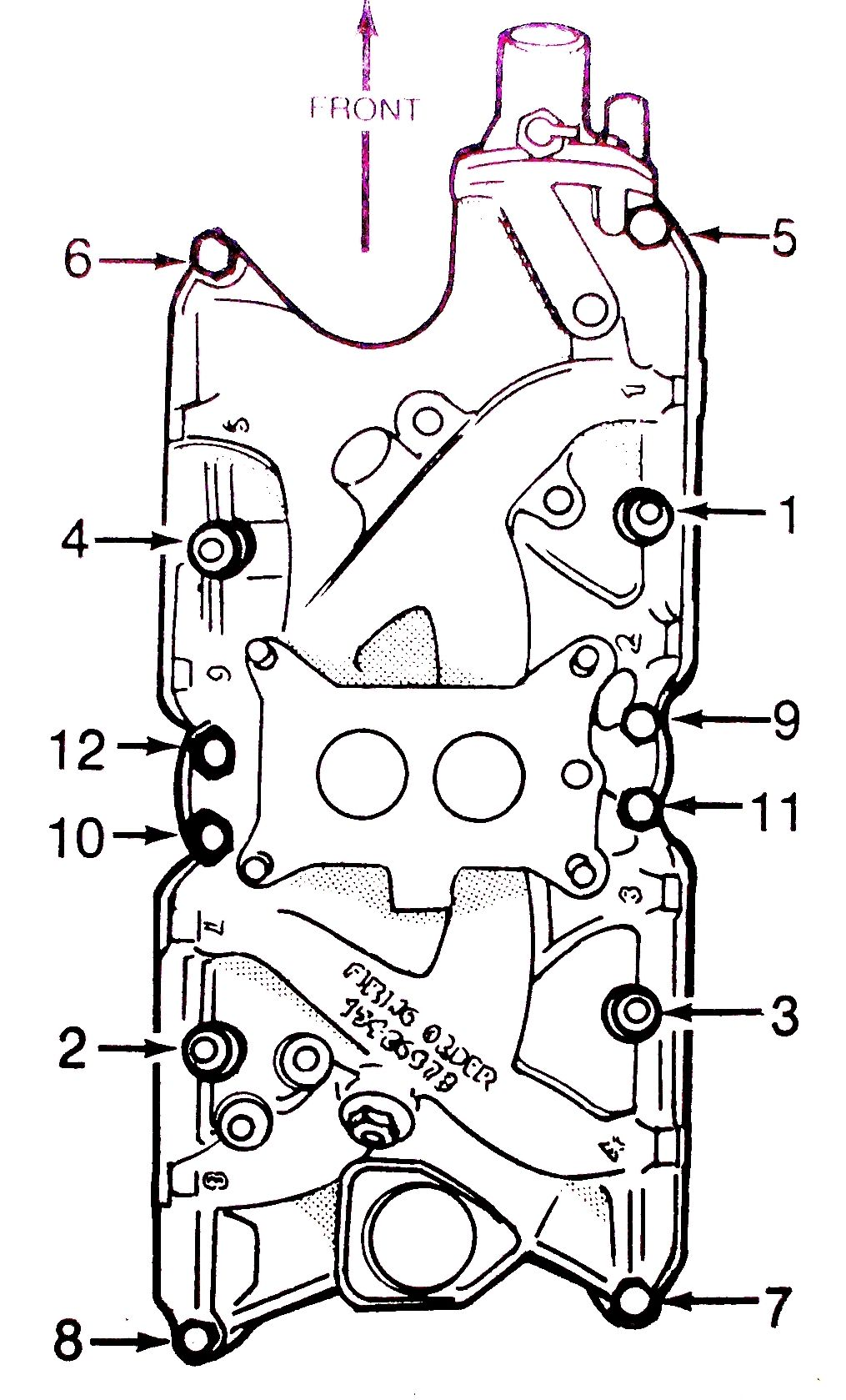 Page to ford engine torque chart