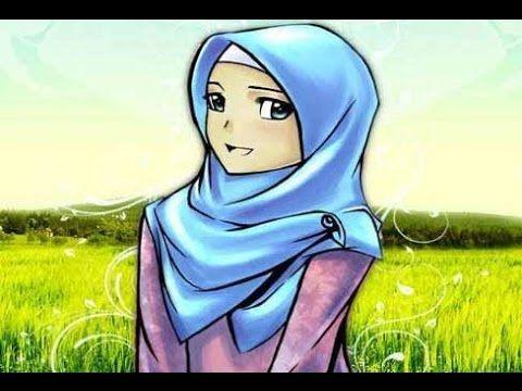 لباس الحجاب مقطع مؤثر جدا