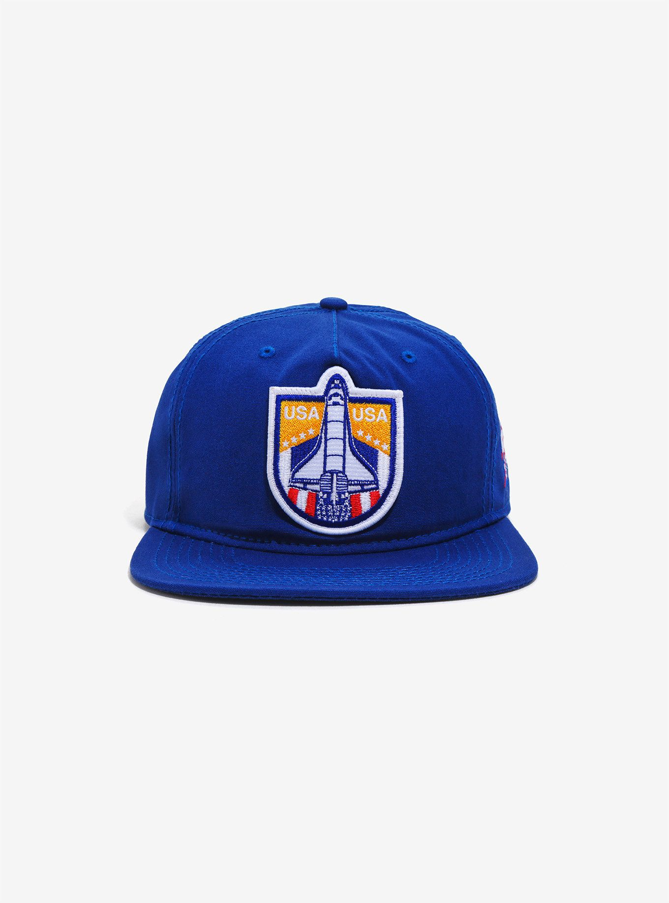 NASA Liftoff Snapback Hat  c20ff50c62d3