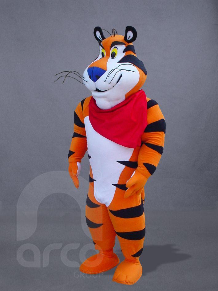 Tigre Toño Kellogg's http://www.grupoarco.com.mx/botargas-de-marcas-personajes/