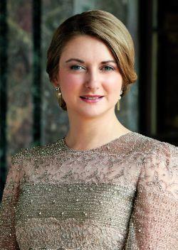 Hrh Hereditary Grand Duchess Stephanie Of Luxembourg Royal Court Royal Princess