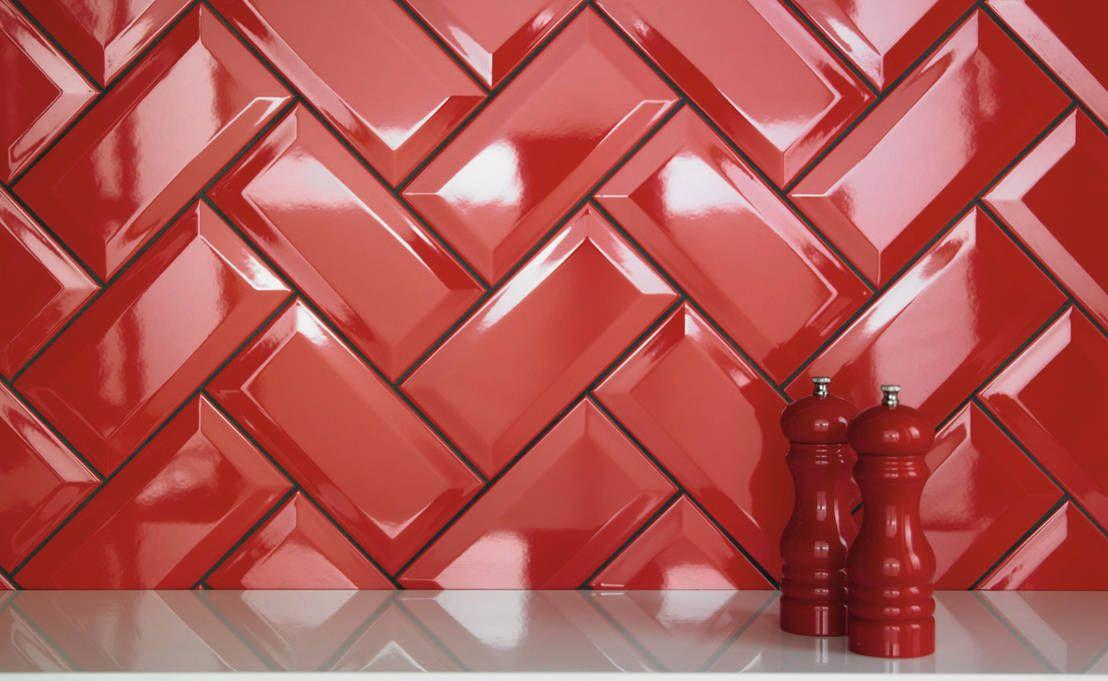 6 Modern Patterns For Laying Tiles Red Subway Tile Red Brick Tiles Kitchen Tiles