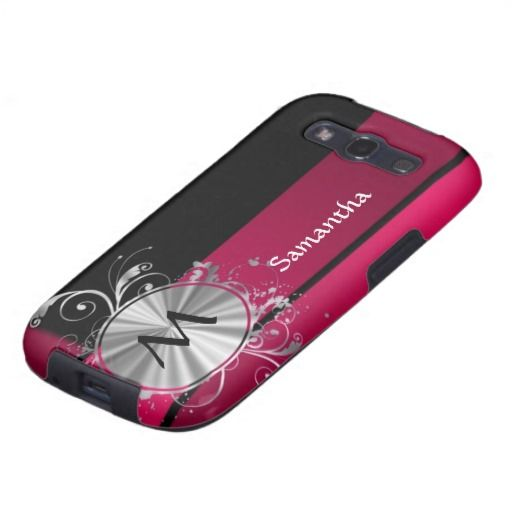 >>>Low Price Guarantee          	Magenta and silver monogram galaxy SIII covers           	Magenta and silver monogram galaxy SIII covers in each seller & make purchase online for cheap. Choose the best price and best promotion as you thing Secure Checkout you can trust Buy bestHow to          ...Cleck Hot Deals >>> http://www.zazzle.com/magenta_and_silver_monogram_galaxy_siii_covers-179759666649744545?rf=238627982471231924&zbar=1&tc=terrest