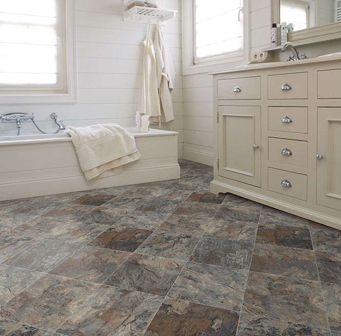 Romano 998 Sheet Vinyl Tile Flooring Ivc Us Floors Luxury Vinyl Tile Vinyl Tile Flooring Flooring
