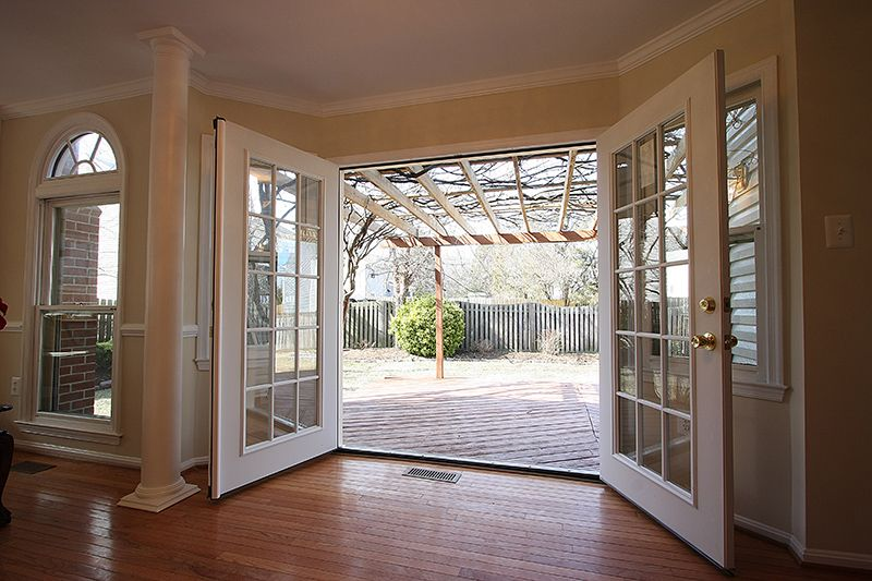 Old Dominion Ave Photos French Doors Patio French Doors French Doors Interior