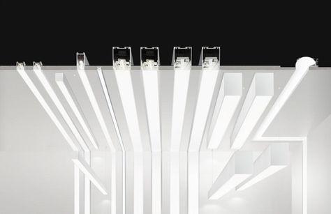 Montage der unterschiedlichen einbaubaren LED Leisten - led leisten küche