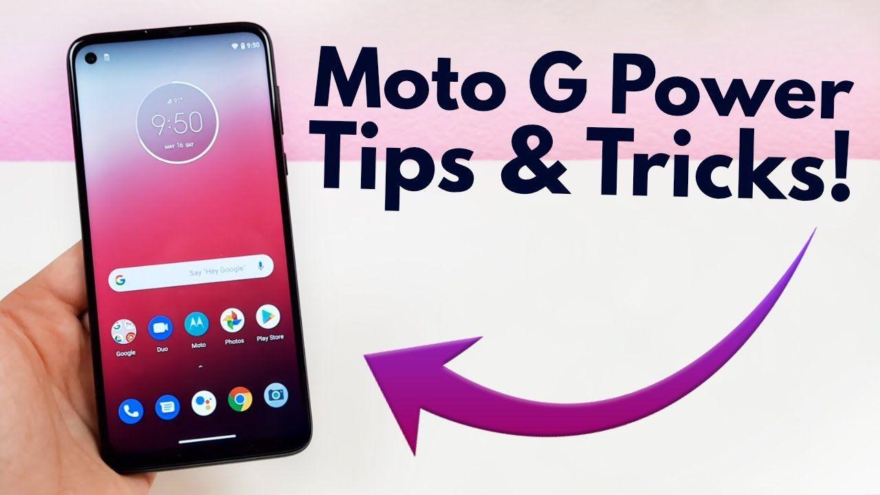 Moto G Power 2020 Tips And Tricks Hidden Features Power Moto Tips
