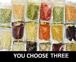 FREE SAMPLES (You Must Follow the Instructions in the Description Tab below)   Freeze Dried Fruit