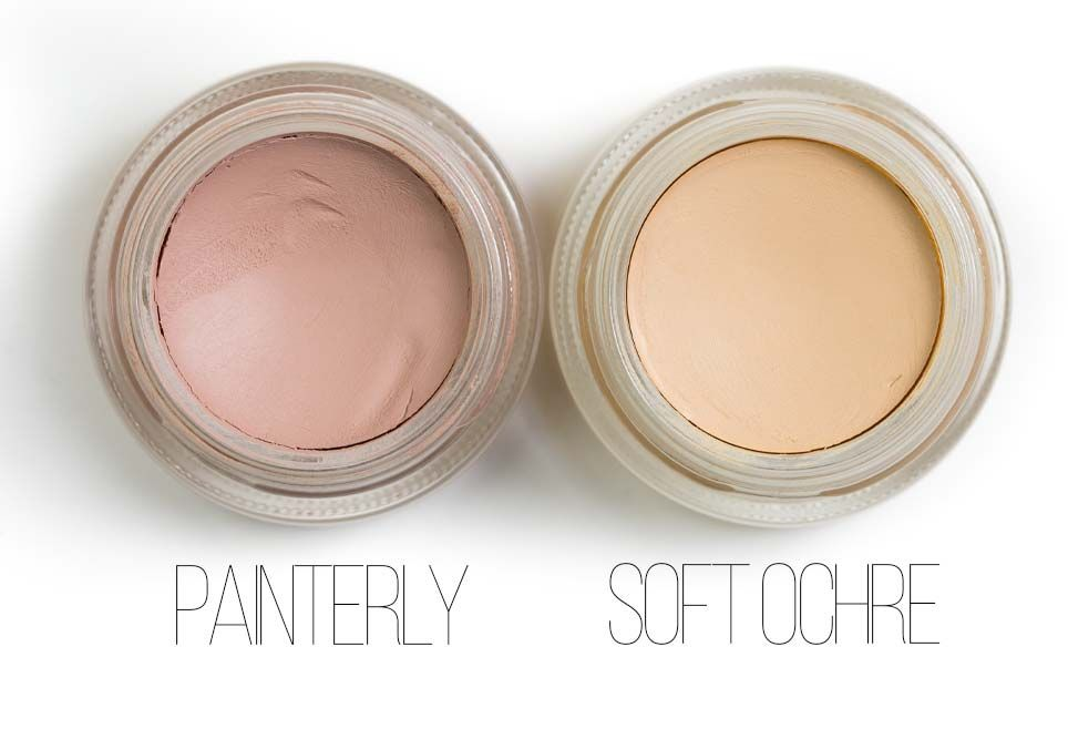 MAC-Painterly-and-Soft-Ochre-Pro-Longwear-Paint-Pot-Comparison-2