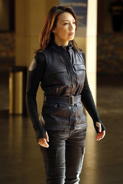 Ming-Na Wen as Melinda May in Agents of S.H.I.E.L.D.
