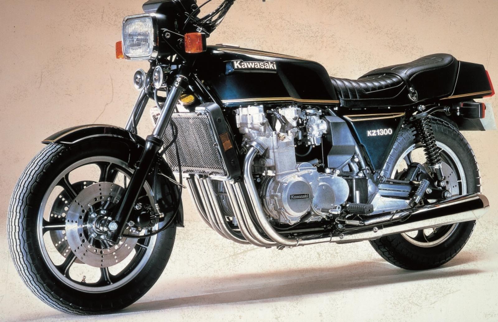 kawasaki-z1300-1980 | kawa 1300 | Motorcycle, Kawasaki motorcycles