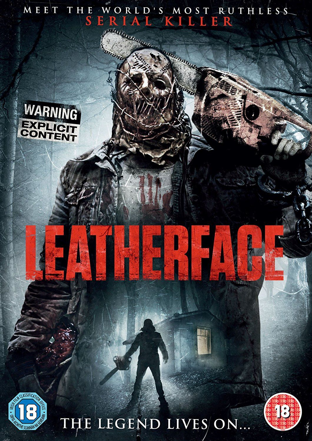 Leather Face 2017 Horror Movies 2017 Horror Movies Horror Movie Posters