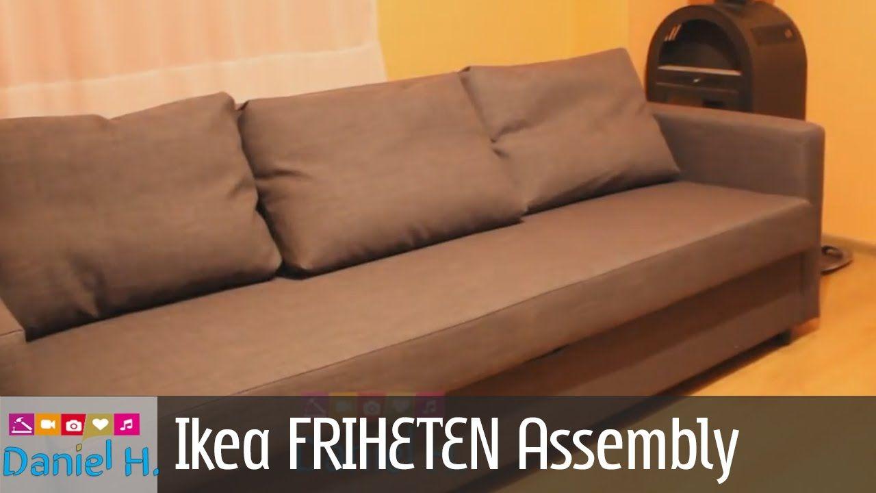 you tube sofa bed ikea