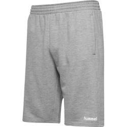 Hummel Herren Shorts Go Cotton, Größe Xl In Grau HummelHummel