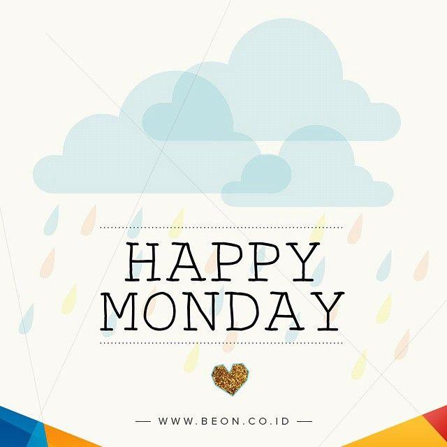 Happy monday :) #Monday #Happy #BeonIntermedia