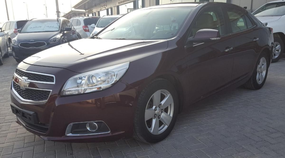 Chevrolet Malibu 2013 Gcc Spec Price 35000 Chevrolet Malibu