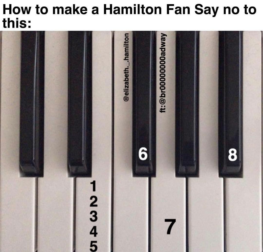 Hi I Post Hamilton Memes On Instagram If You Re Too Lazy Swipe Let S All Appreciate Katie Br00000000adwa Hamilton Sheet Music Music Chords Piano Songs