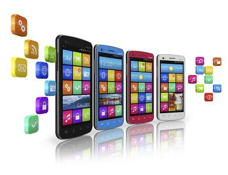 Smartphone Desarrollo De Aplicaciones Marketing Movil