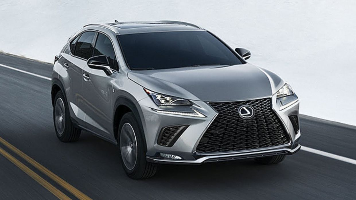 10 Ways On How To Get The Most From This Kiedy Nowy Lexus Lexus New Lexus Luxury Crossovers