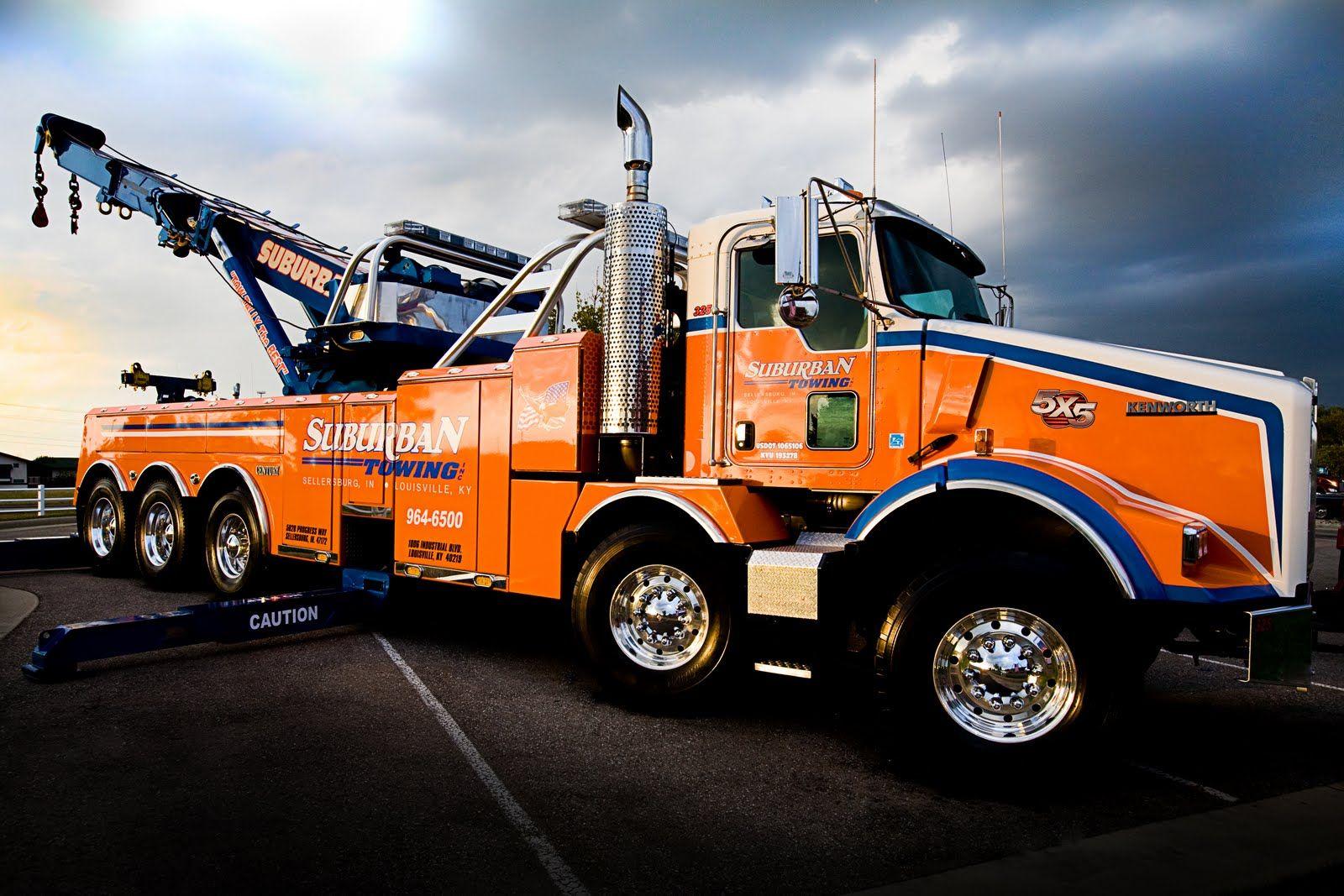 Suburban1 jpg kenworth truckssemi truckstow truck