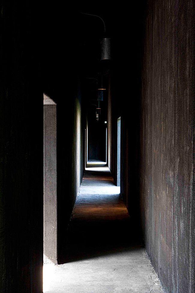 Serpentine Gallery Pavilion 2011, designed by Peter Zumthor © Peter Zumthor, Photo: Walter Herfst