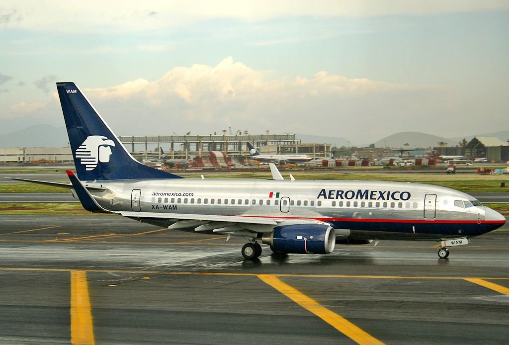 Boeing 737752 Aeroméxico Aviacion