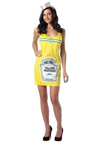 Slutty Mustard   Bizarre Halloween Costumes   Pinterest   Food ...