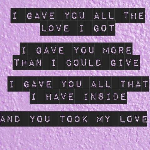 No Ordinary Love Lyrics