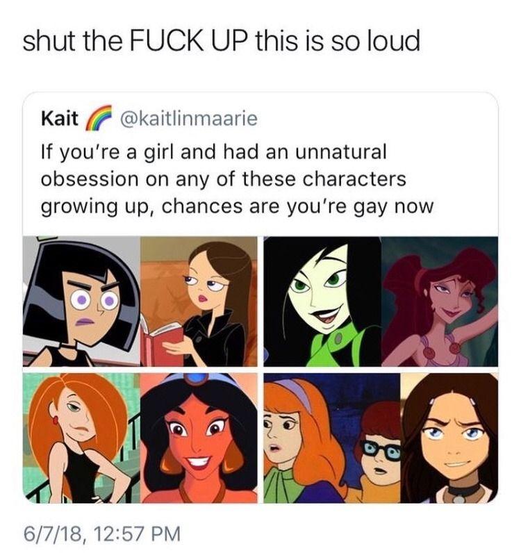 gay Disney growing up