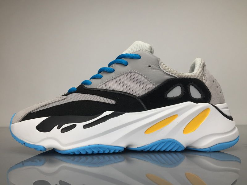 050e47d79 Adidas Yeezy Wave Runner 700 Grey Blue Real Boost for Sale2